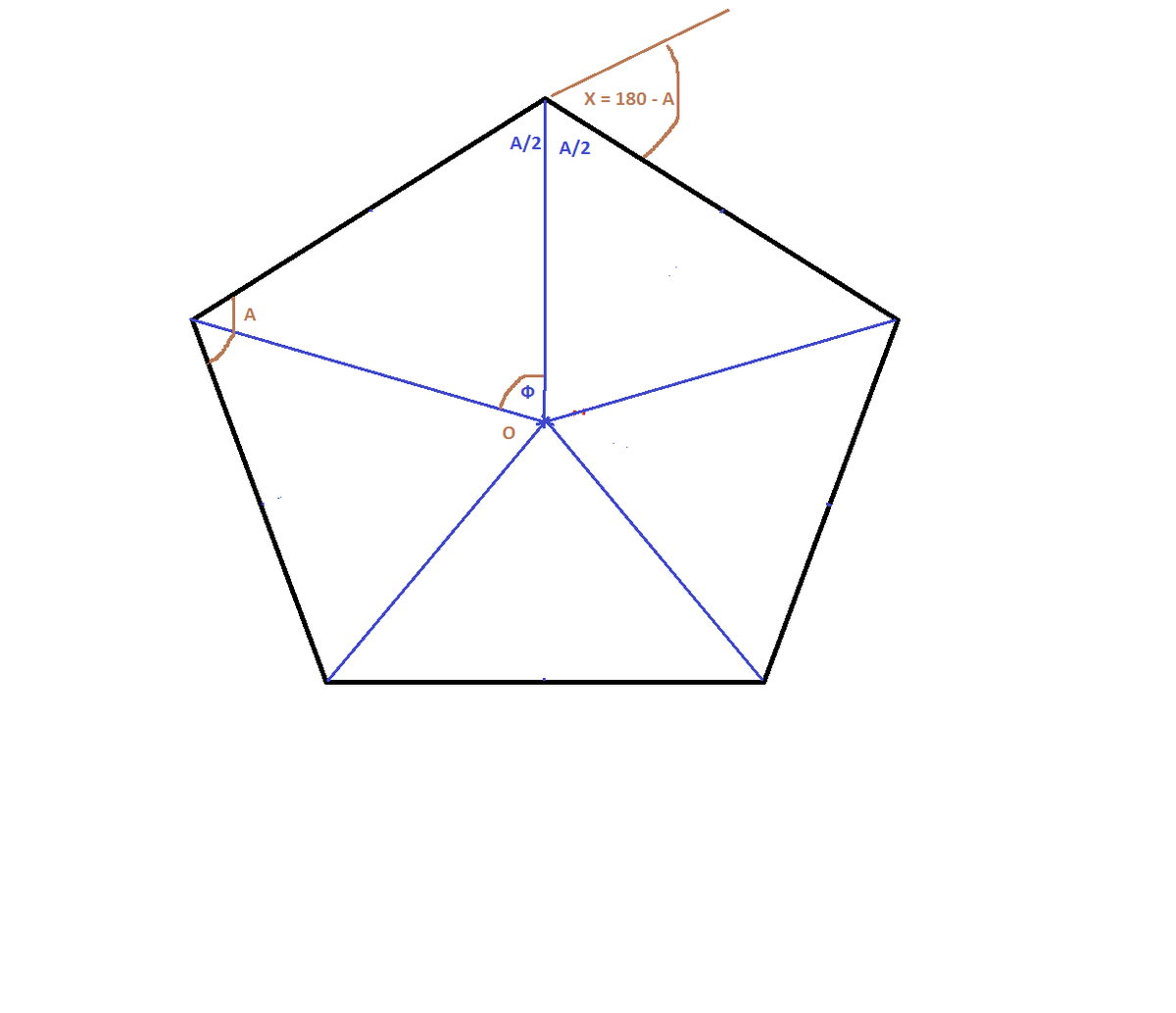 If The Exterior Angle Of A Regular Polygon Is 45 Degrees