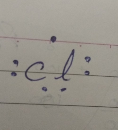 small resolution of draw the electron dot structure of chlorine molecule brainly in answers deepjaat29 helping hand that s