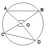 show that if two chords of congruent circles are equal