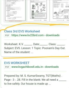 Download also evs worksheets class  brainly rh
