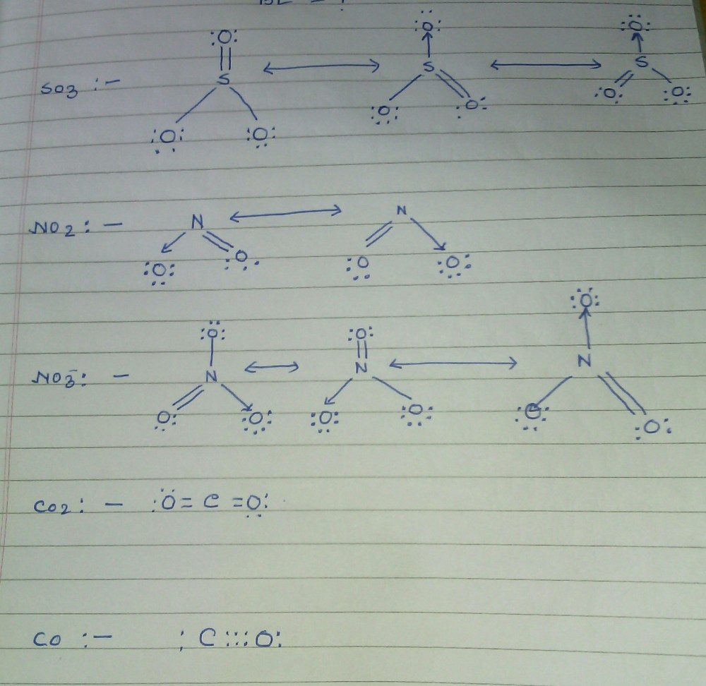 medium resolution of write the resonance structures for so no and no jpg 1752x1703 no3 lewis structure resonance