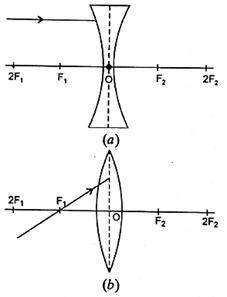 Redraw the following diagrams given below in your answer