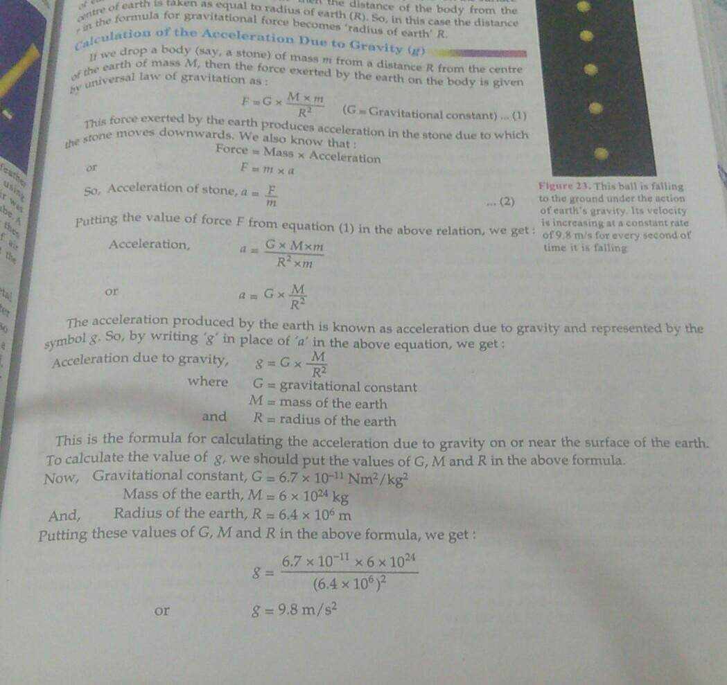 Using Newtons Universal Law Of Gravitation And 2nd Law Of