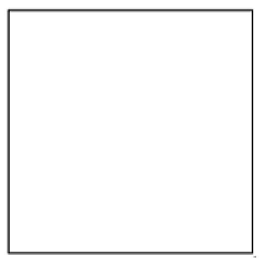 The shape shown has an area of 64 square inches. What is