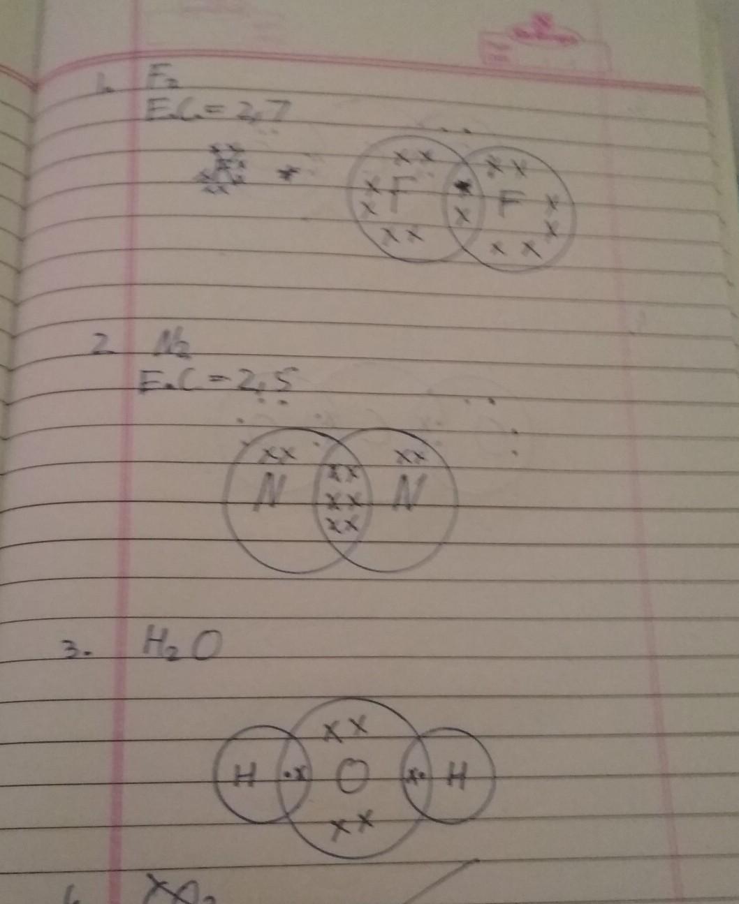 Electron Dot Structure Of O2 : electron, structure, Electron, Structure, Follwing, Compound., Brainly.in
