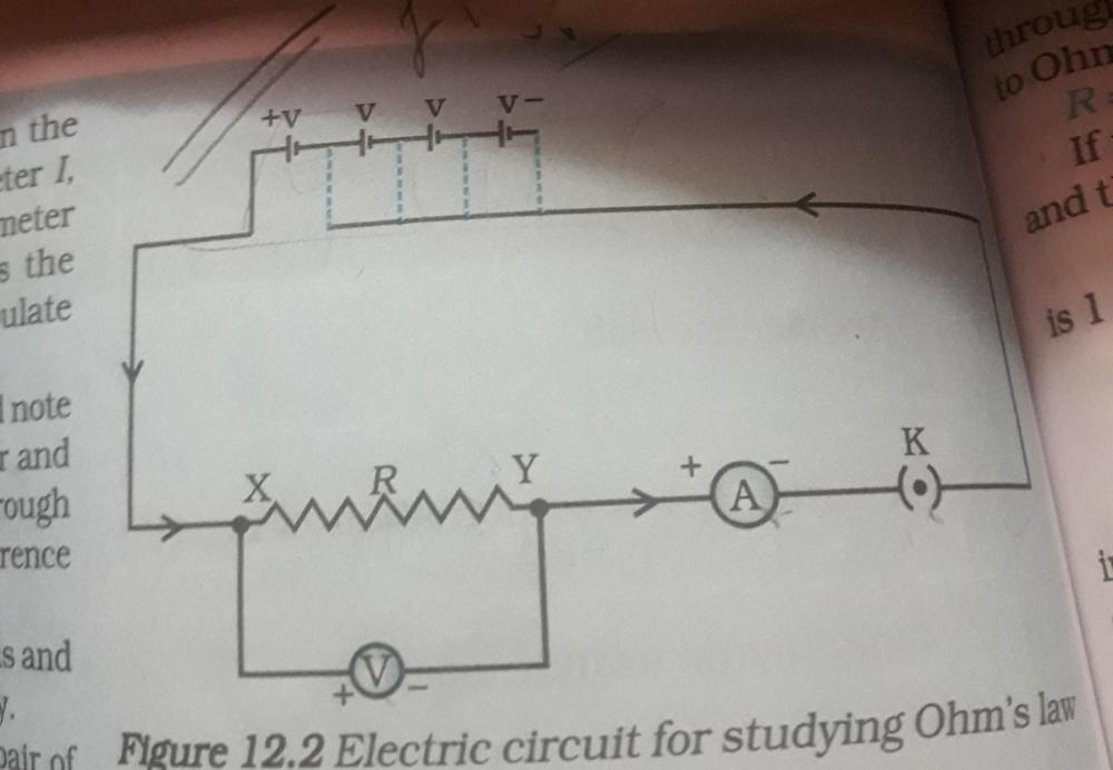 medium resolution of draw the circuit diagram used to verify ohms law brainly in this is the circuit diagram i used