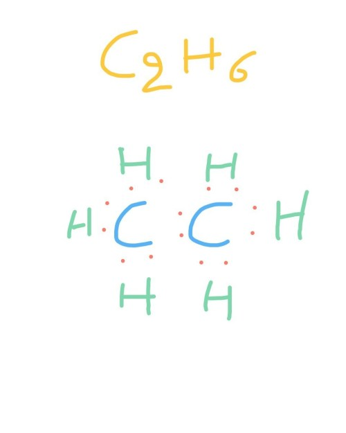 small resolution of the electronic dot structure of ehyene is c2h4 download jpg