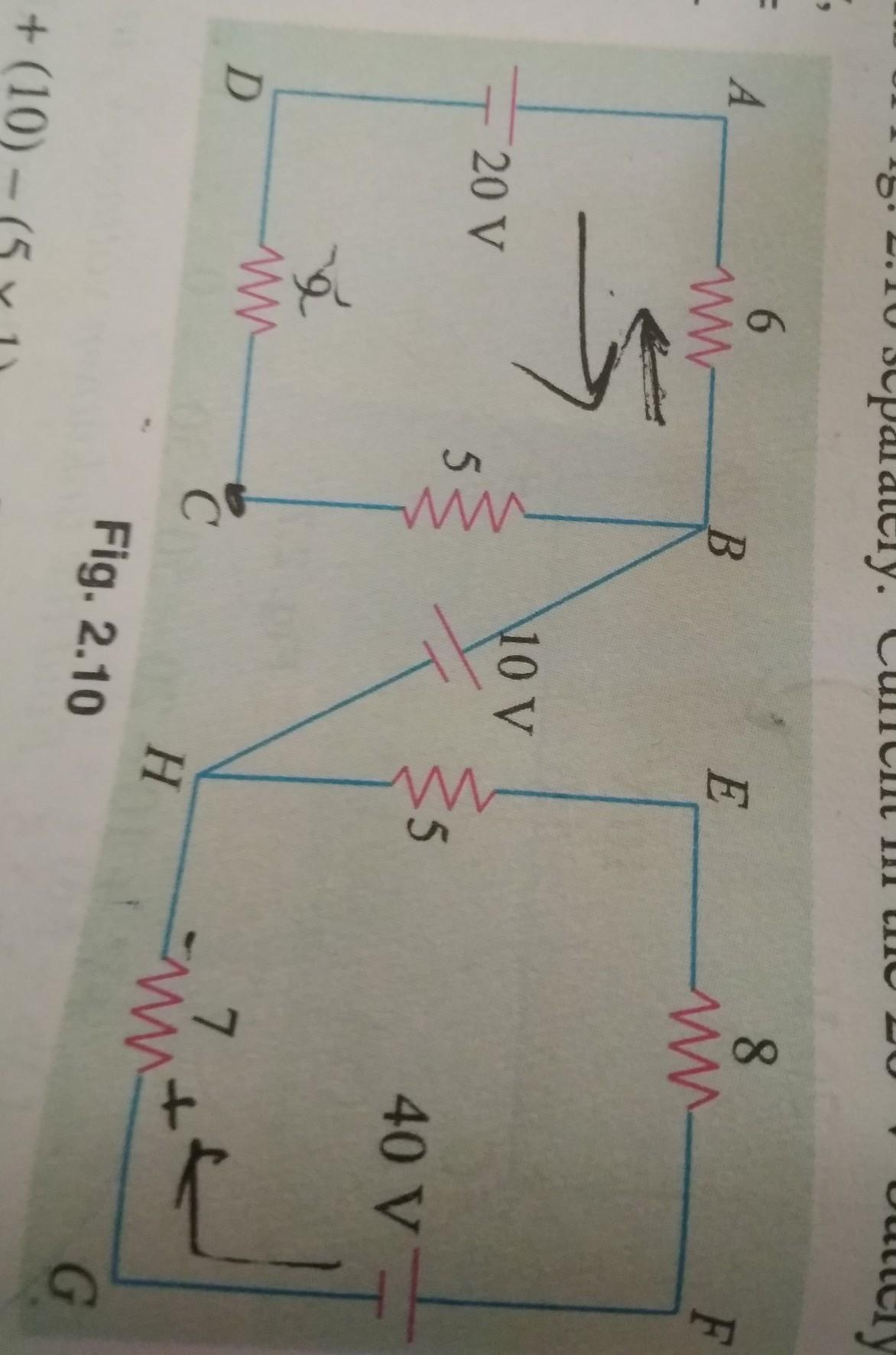 hight resolution of find vce and vag of the given circuit diagram br if u ans circuit diagram usb circuit diagram u
