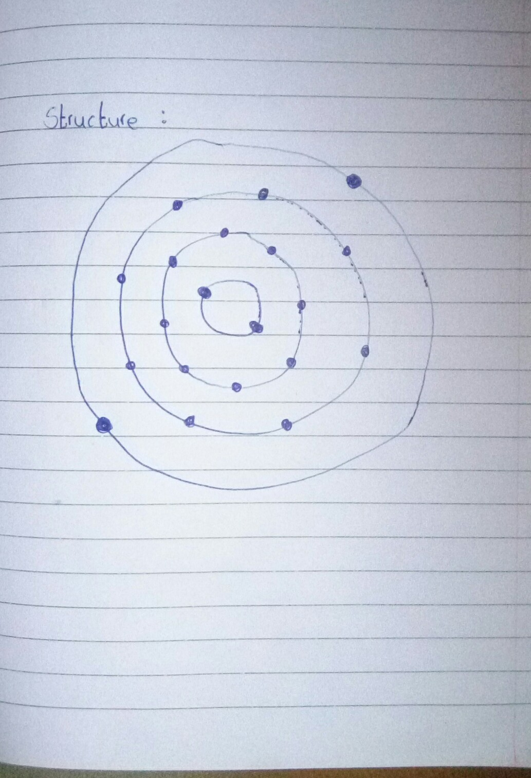 Calculate The Number Electrons Protons And Neutrons In An