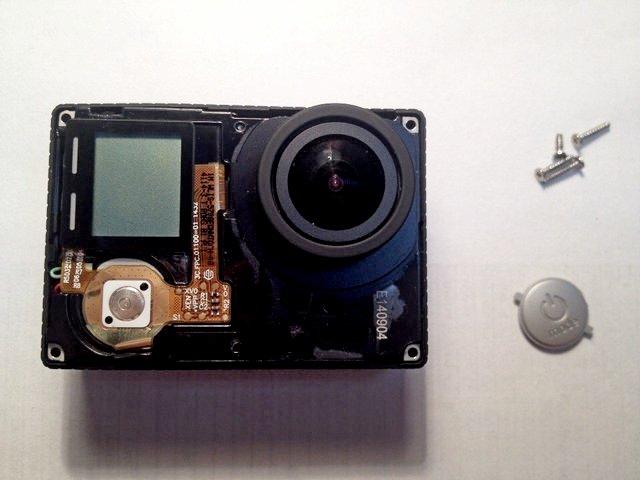 Как разобрать GoPro Hero 4. Что внутри.09[1]