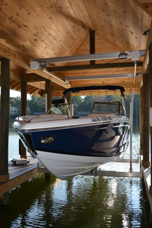 Boat House Lifts  HiTide