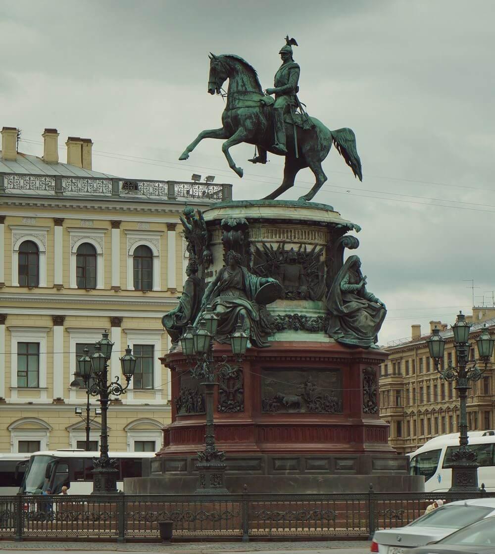 Đài tưởng niệm Nicholas I