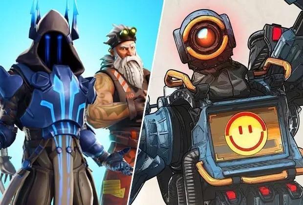صورة هل ابيكس Apex Legends أفضل من فورتنايت Fortnite