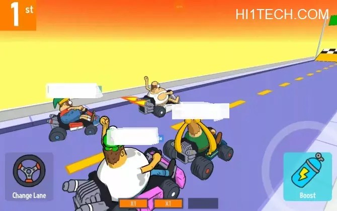 LoL Kart افضل الألعاب