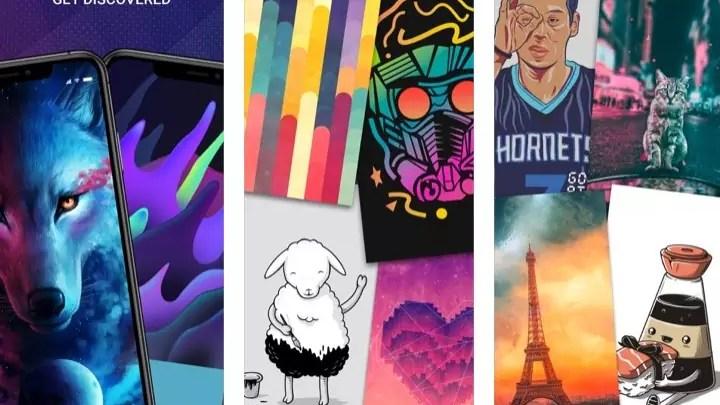 صورة افضل 10 برامج خلفيات للايفون رائعة جداً ومجانية 2020