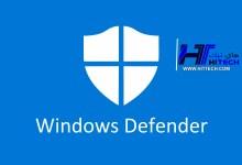 Photo of طريقة ايقاف ويندوز ديفندر Windows Defender في ويندوز 10