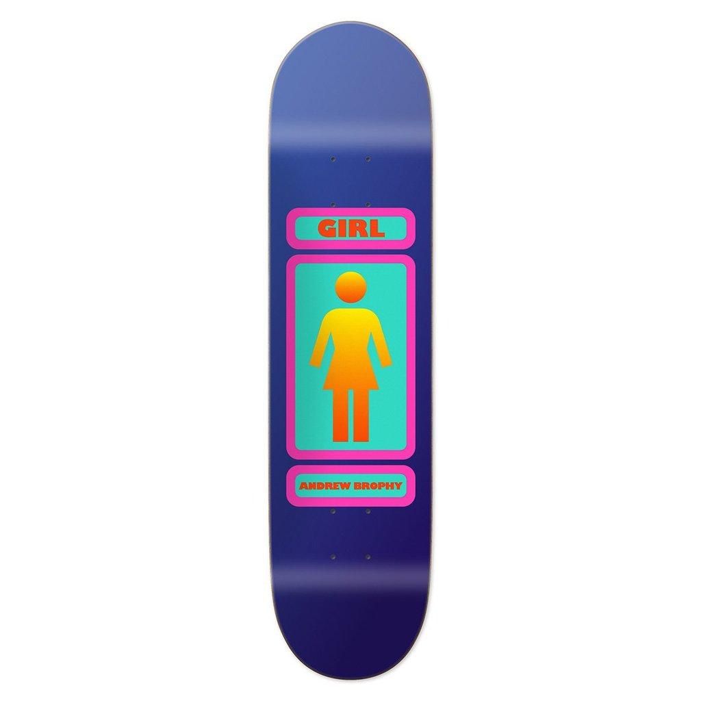 スケボー 通販 デッキ GIRL ONE 93TIL 4 アンドリュー・ブロフィー 8.25インチ