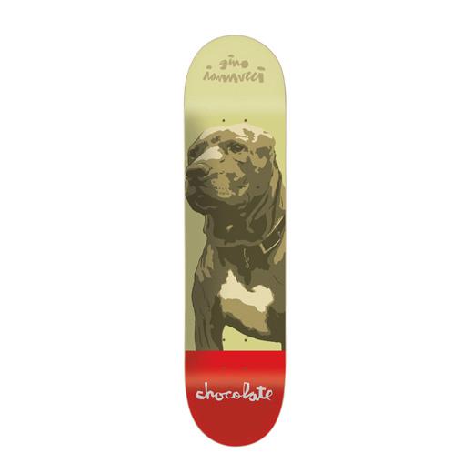 Chocolate スケボー スケートボード ジーノ・イアヌッチ RESCUE ME