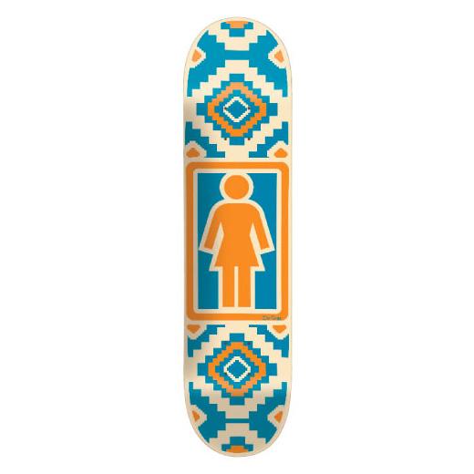 GIRL Skateboards スケボー スケートボード デッキ 通販 エリック・コストン Eric Koston NAVAJO