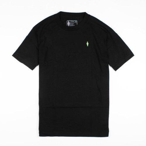 GIRL MICRO OG Tシャツ ブラック