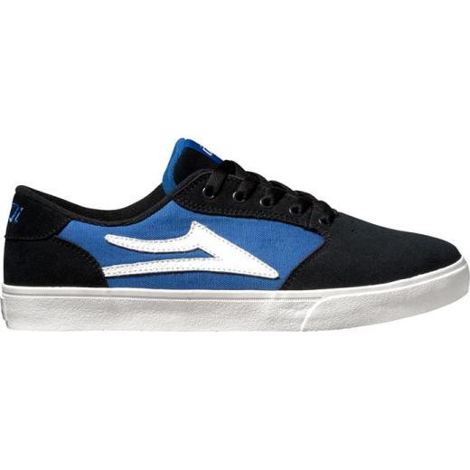 LAKAI LIMITED FOOTWEAR PICO Blue/White Suede 01