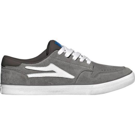 LAKAI CARROLL 5 Grey Suede 01