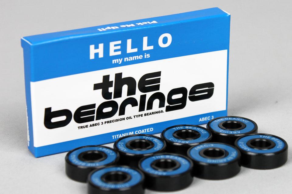 スケボー 国産 低価格 高品質 ベアリング THE BEARING ABEC3