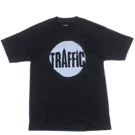 Traffic Skateboards Inked T-Shirt 01