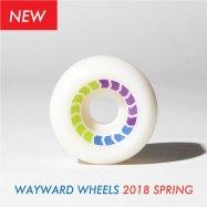 WAYWARD WHEELS(ウェイワードウィール)のニューモデルが、今だけ10%オフ!