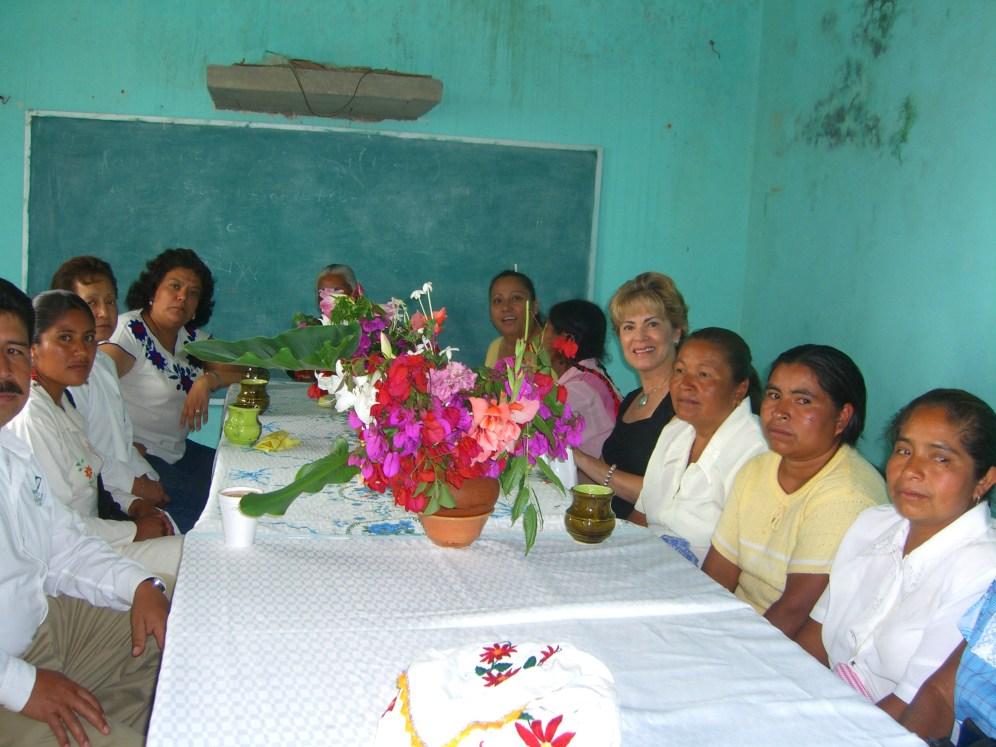 comida en Monte Frio Oaxaca 2006 098