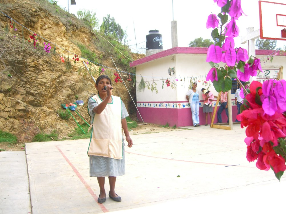 promotora Monte Frio Oaxaca 2006 101