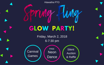 2018 Spring Fling Silent Auction