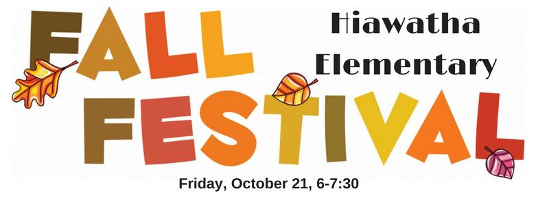 2016 Fall Festival