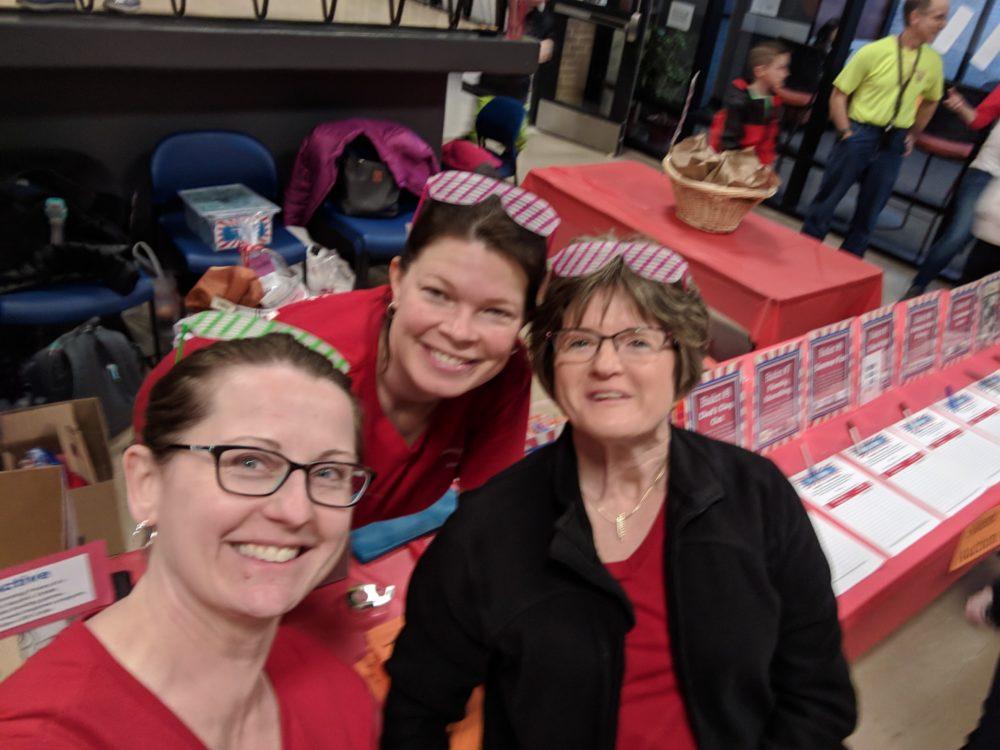 sf auction volunteers