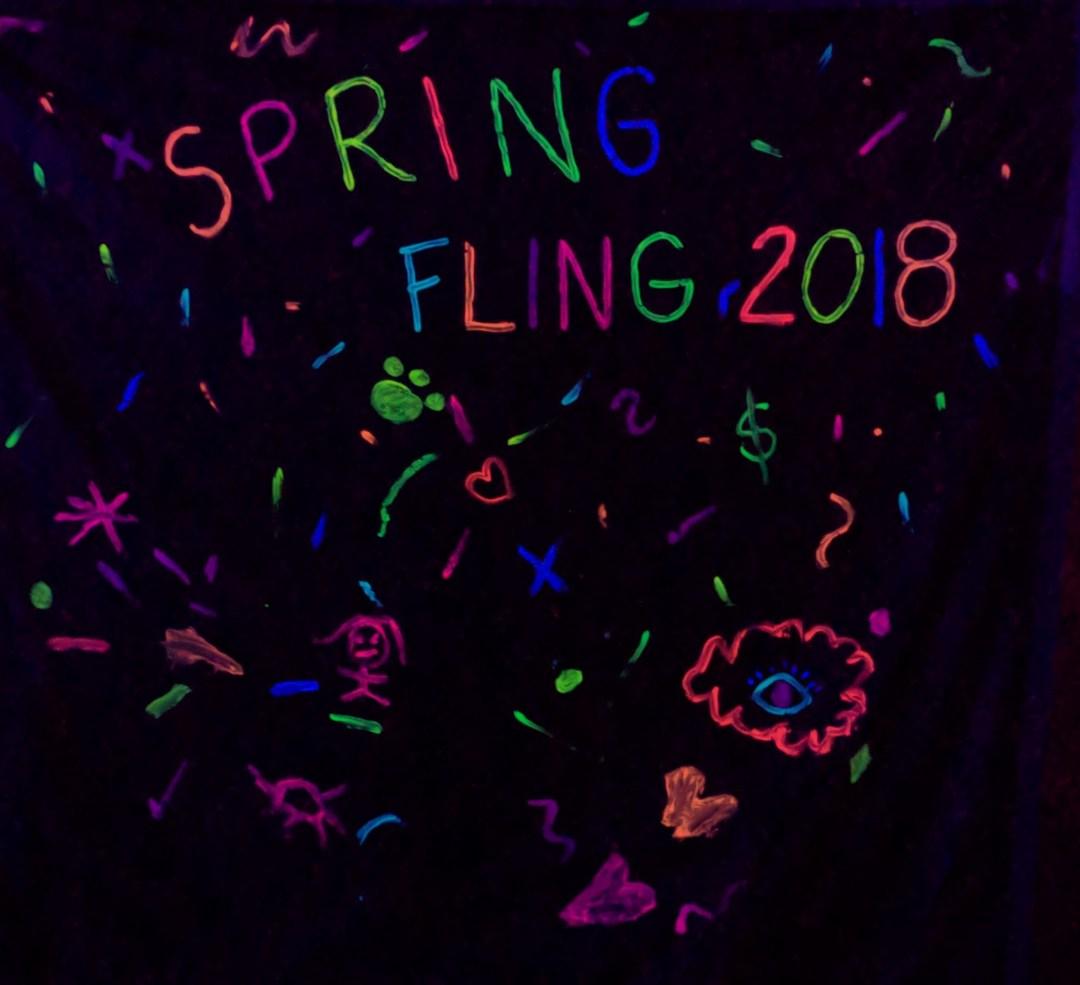 sf glow poster