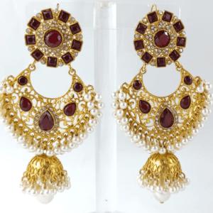 Golden Earrings design with Price in Pakistan 2021