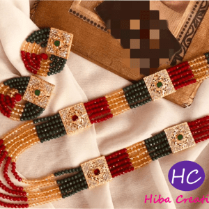 Pearl Mala Set Design with Price in Pakistan Online 2021