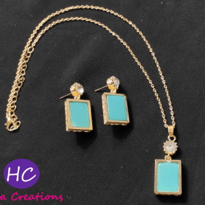 Locket Necklace with Long Chain Design with Price in Pakistan 2021