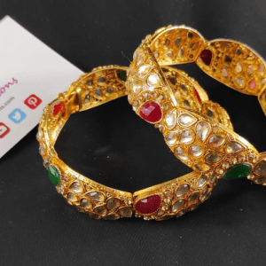 Gold Plated Kangan Design with Price in Pakistan 2021 Online