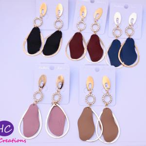 Droping Earrings Design with Price in Pakistan online 2021