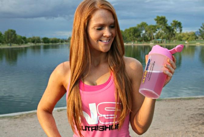 Bella HIbbs Pink NS Shirt