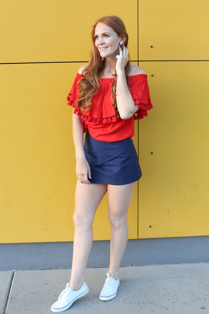 Bella Hibbs Fashion Blogger in Arizona and founder of Hibbs Life & Style