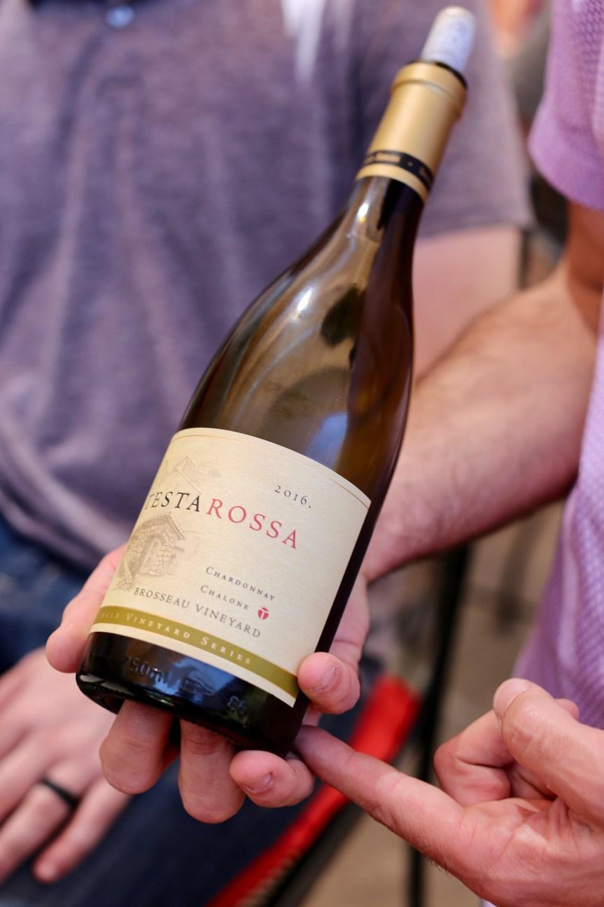 Testarossa Wine Tasting Experience