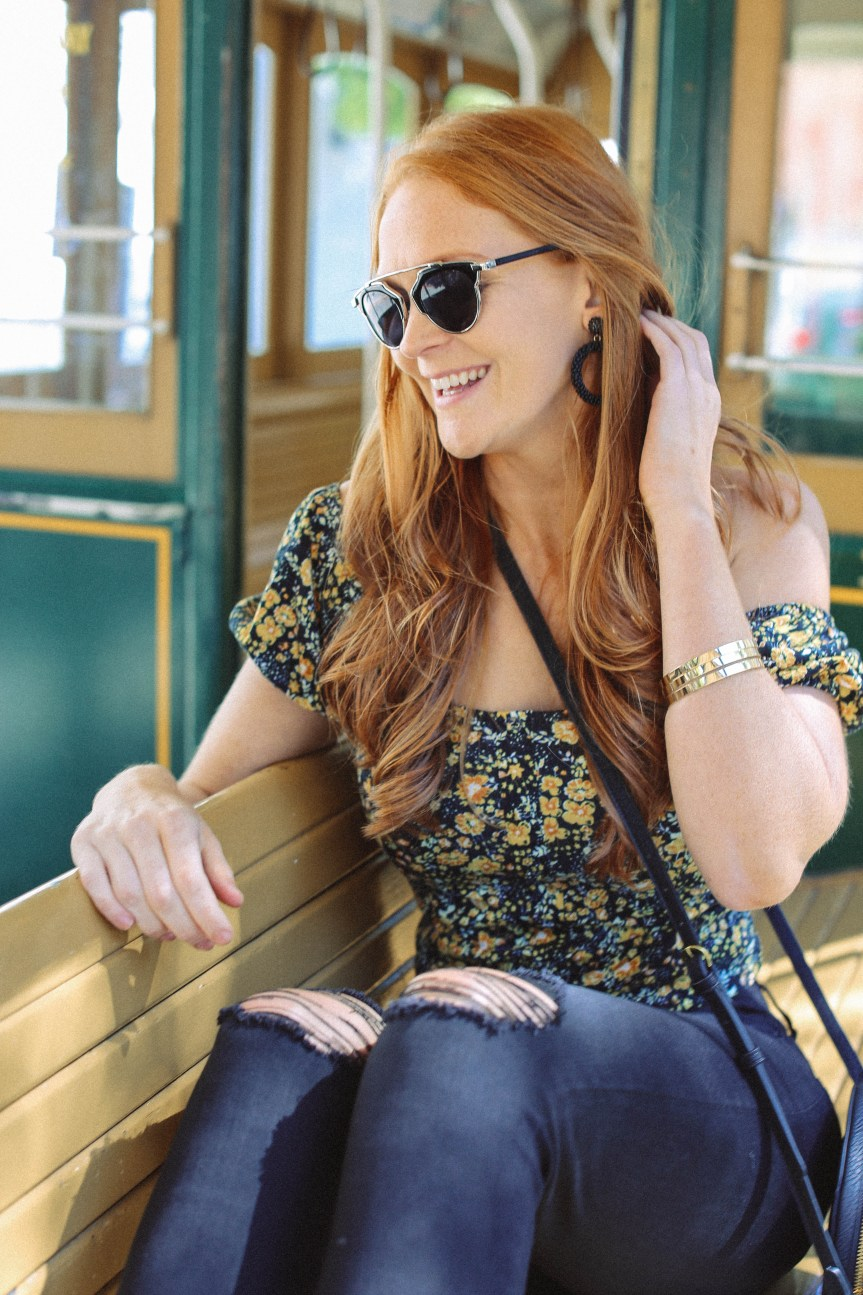 Tips for traveling in San Francisco by fashion blogger