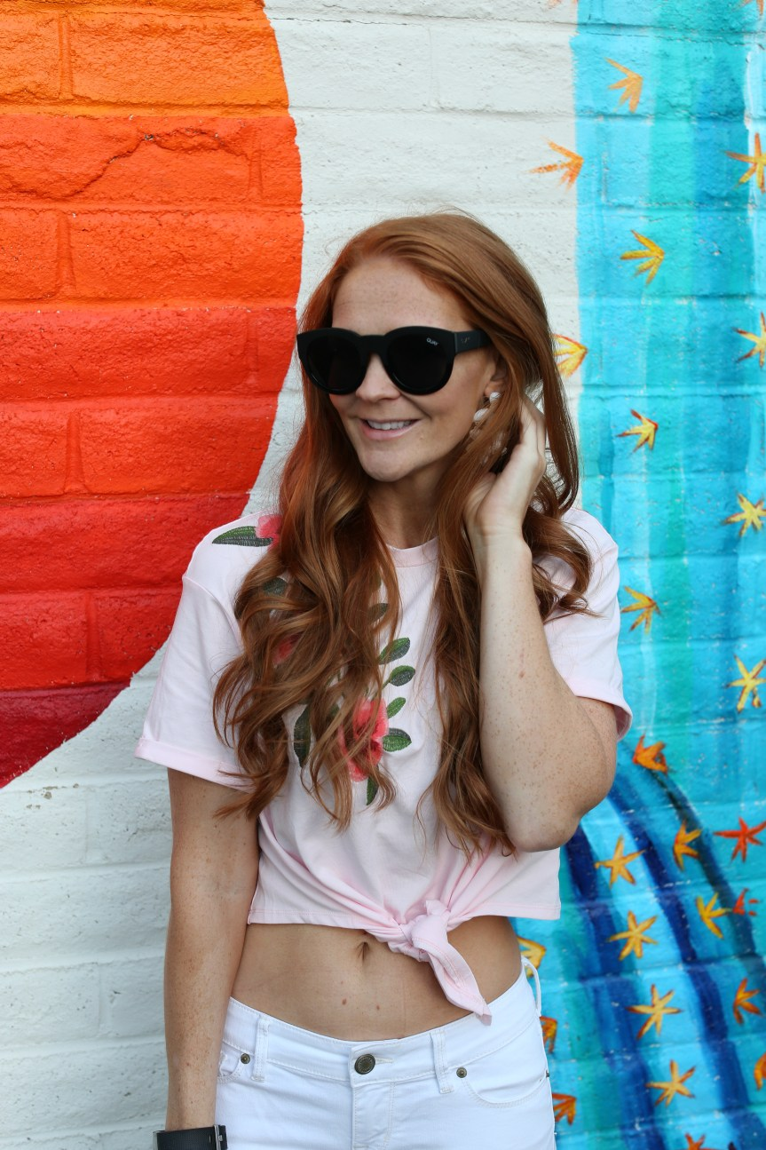 casual summer outfit bella hibbs fashion blogger