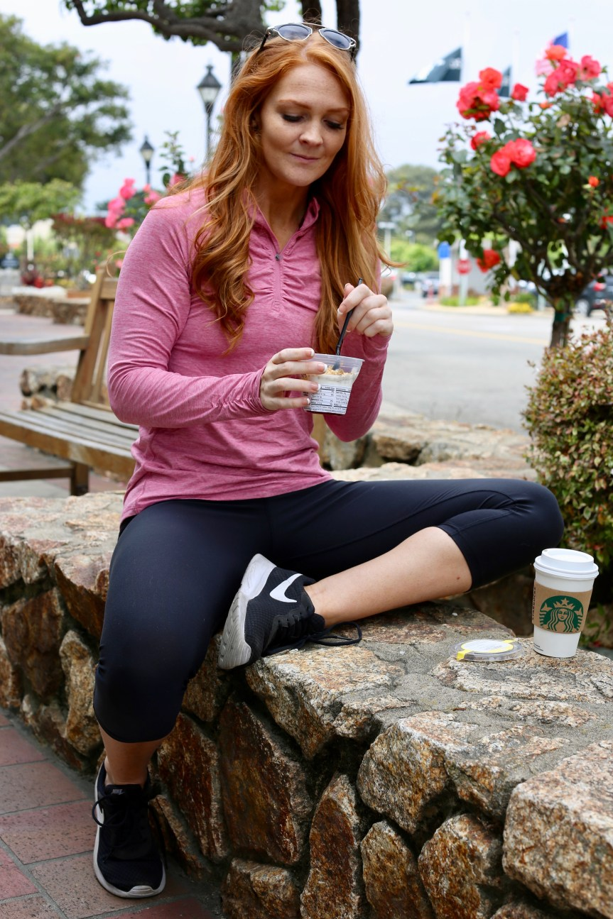 fitness blogger's favorite low calorie starbuck drinks