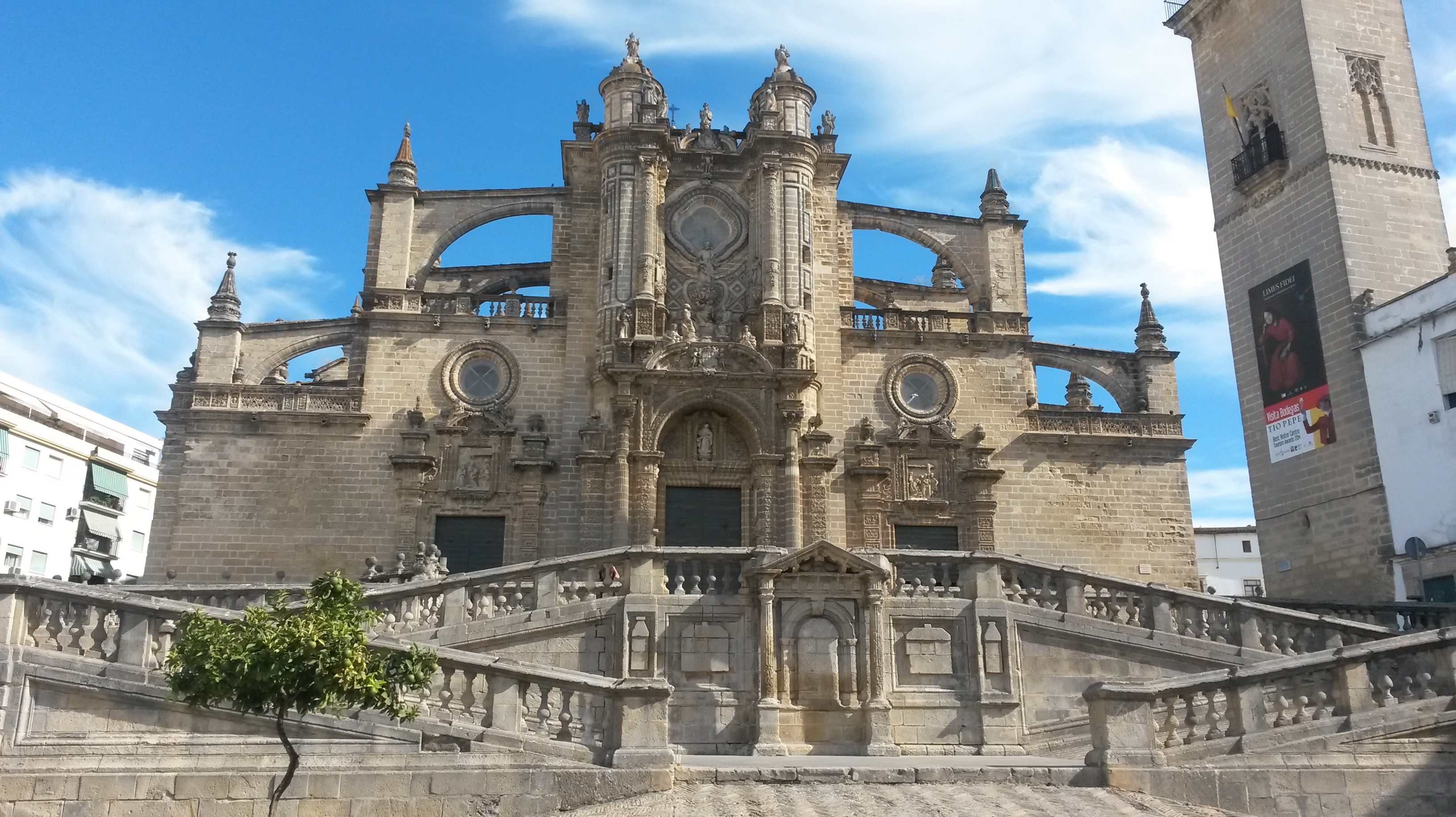 Travel to the Home of Sherry Jerez de la Frontera  THE