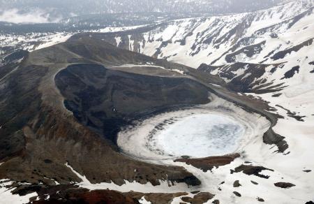 蔵王山の噴火の可能性は?温泉の温度や樹氷の状態が知りたい?