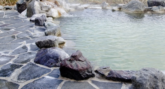 沖縄の温泉