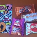 ハロウィンのお菓子詰め合わせを、1つ約60円で作ってみた